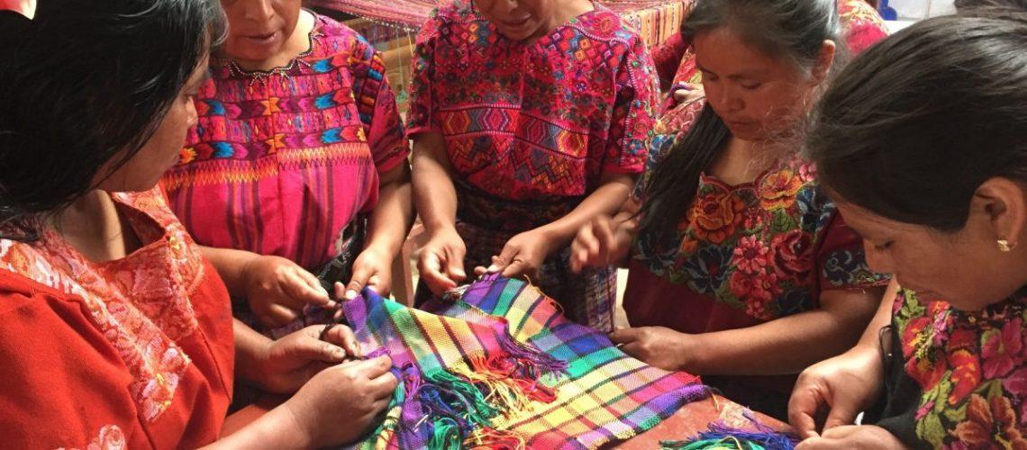 Image for Weaving Bonds in Guatemala