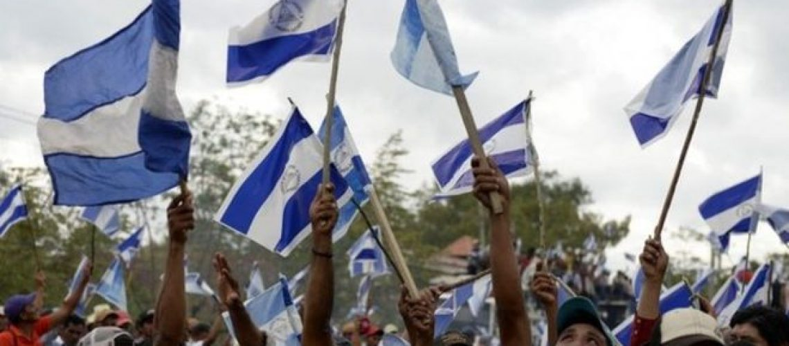 Image for In solidarity with Nicaragua