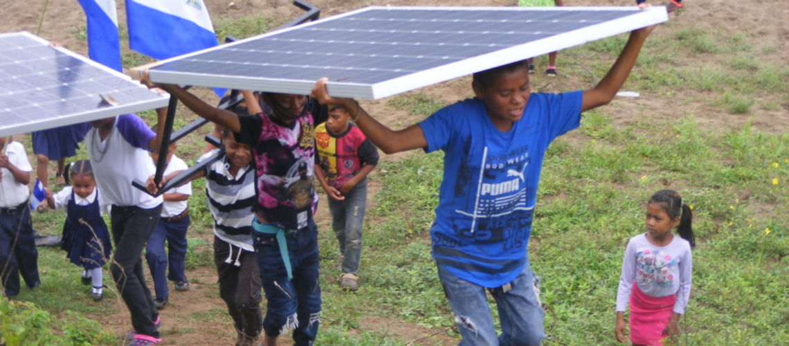 Image for Solar Power Brings Light and Learning to Off-Grid Communities